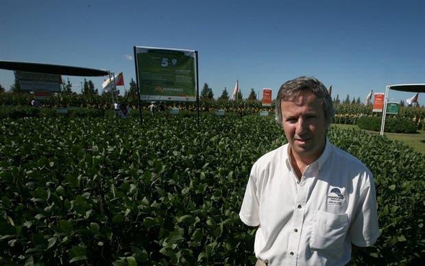 Gerardo Bartolomé, presidente del semillero