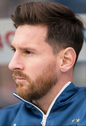 Copa am rica messi se dej crecer la barba para ganar la Chimentos dela farandula argentina 2016