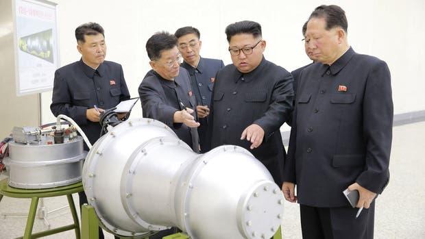 Kim Jong-un probó una bomba H y y causó un temblor en China y en Rusia