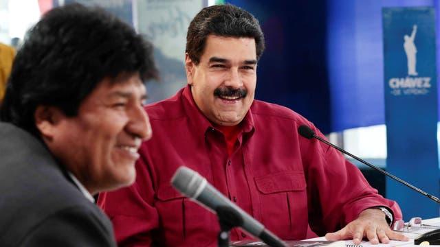 """Sorpresivo giro de Nicolás Maduro: le agradeció a Donald Trump """"su apoyo al diálogo"""" en plena crisis en Venezuela"""