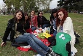 El mal tiempo no pudo vencer los picnics programados para celebrar este 21 de septiembre