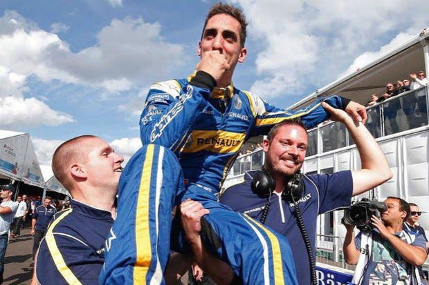 Sebastien Buemi se coronó campeón de la Fórmula E