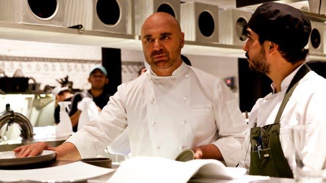 El restaurante de Martitegui es único argentino que se encuentra dentro de los 50 mejores restó del mundo..