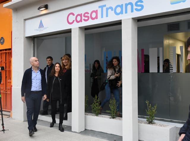 La primera casa trans de Buenos Aires