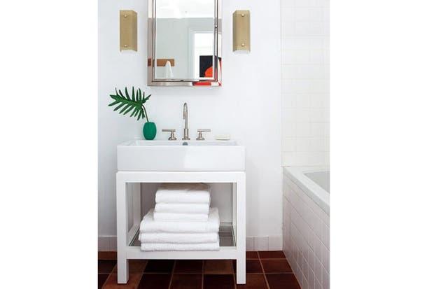 Bachas Para Baño Pequeno:10 modelos de vanitory para tu baño – Living – ESPACIO LIVING