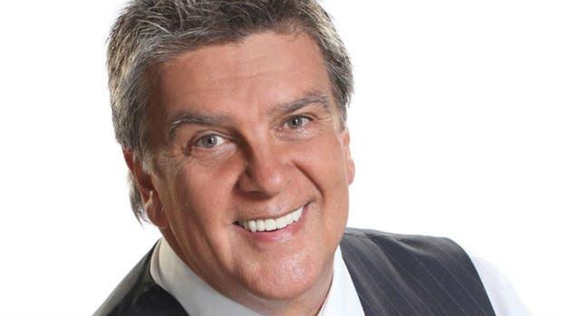 El periodista de espectáculos Luis Ventura