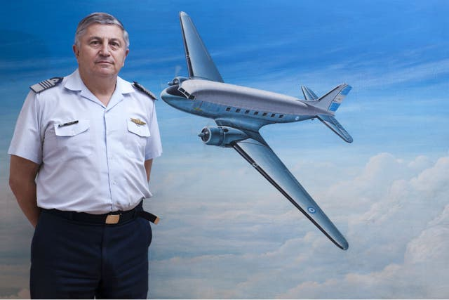 Roberto Müller, director general de Líneas Aéreas del Estado