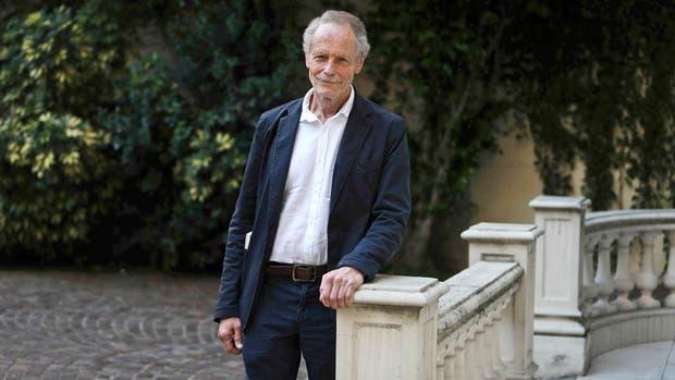 El autor napolitano, en su primera presentación pública en Buenos Aires