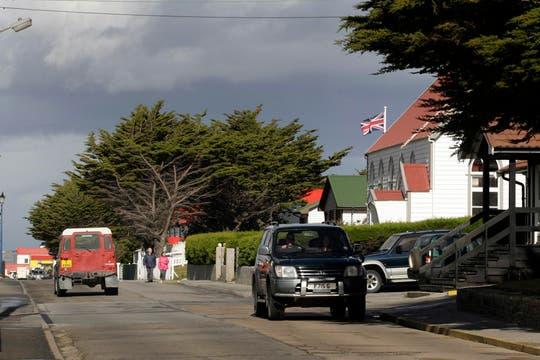 Puerto Stanley. Foto: LA NACION / Mauro V. Rizzi / Enviado especial
