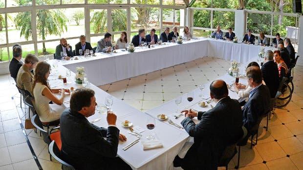 Macri volvió a abrir Olivos para los gobernadores; el gesto fue muy valorado por los mandatarios
