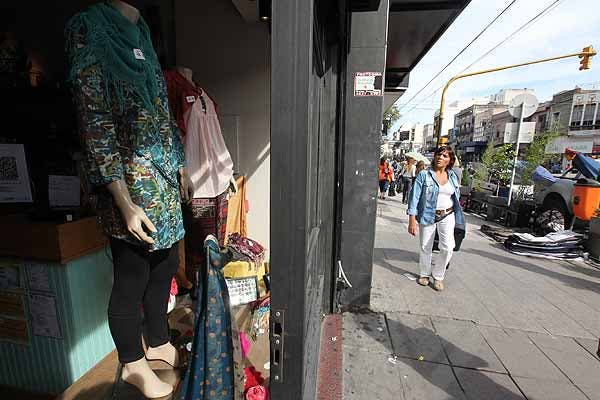 En BA. Brodery podés encontrar de todo. Foto: OHLALÁ! /Guadalupe Aizaga