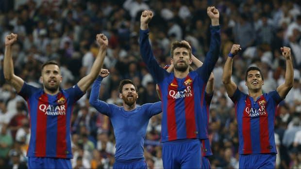 Jordi Alba, Messi, Piqué y Suárez, algunos de los nombres blaugranas que irán a Rusia