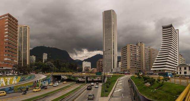 Bogotá, otra de las urbes más importantes de la región