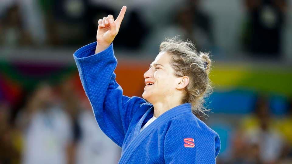 «Río 2016. Paula (la peque) Pareto ganó la medalla de oro en judo» Rio-2016-2247919h540