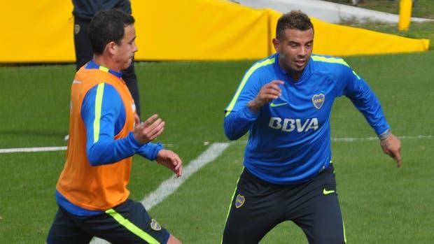 Edwin Cardona jugará su primer partido oficial en la Bombonera