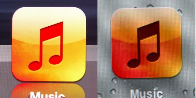 A la izquierda, un detalle de la pantalla con Retina de la nueva iPad en comparación con el anterior modelo
