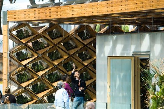 Concientización en la Villa Solar.