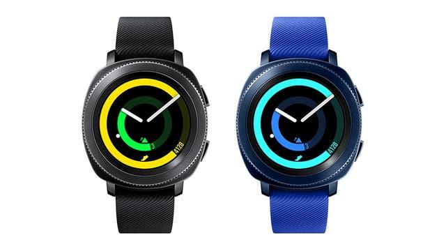 Los nuevos relojes Gear Sport de Samsung