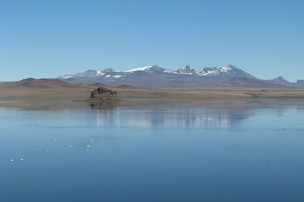 La Laguna del Sello, en la provincia de Santa Cruz, estará protegida