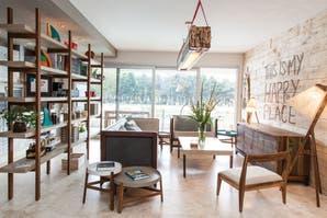 Un hogar inspirado en la naturaleza y la calma