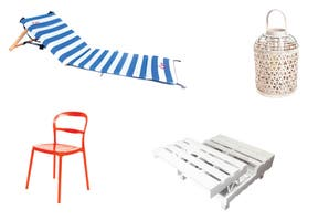 Muebles y objetos para exterior