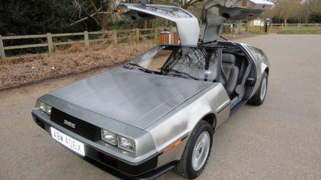 Se fabricaron 9000 autos entre 1981 y 1982