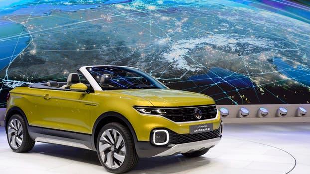 Compacto y convertible, el nuevo concept de VW. Foto: EFE