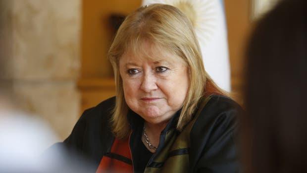 Malcorra defendió la postura del Gobierno por Malvinas