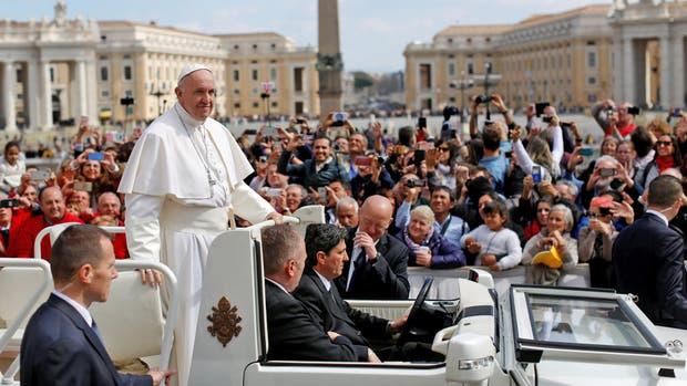 """Papa Francisco: """"Quien quita el trabajo comete un pecado gravísimo"""""""