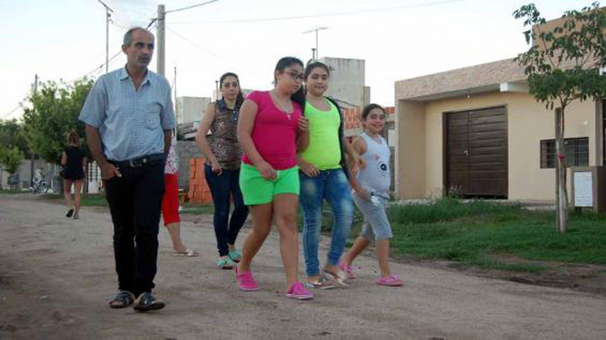 La familia de refugiados prefiere volver a Siria