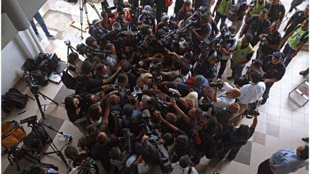 El caso atrajo la atención de la prensa internacional.