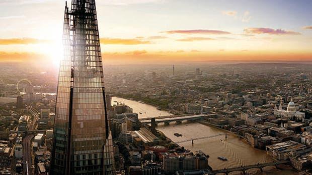 The Shard, el palacio londinense construido en las alturas que no consiguen dueño