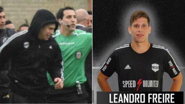 Leandro Freire