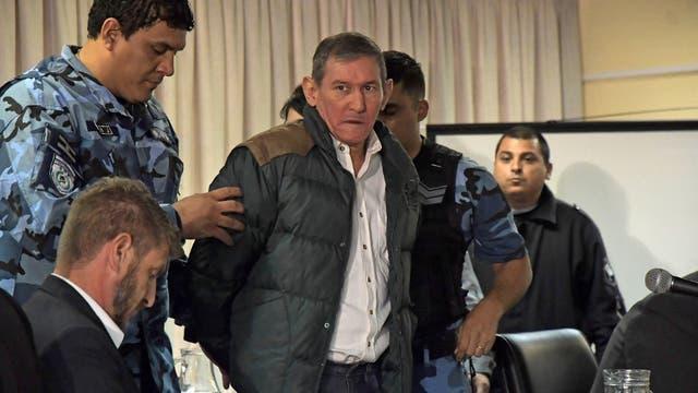 Hugo Bermúdez, condenado por el homicidio del Candela Sol Rodríguez
