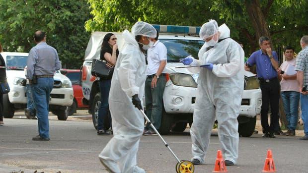 Asesinaron a un comerciante durante un asalto