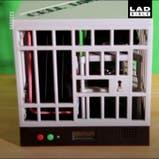"""Cómo es la """"prisión"""" para celulares"""