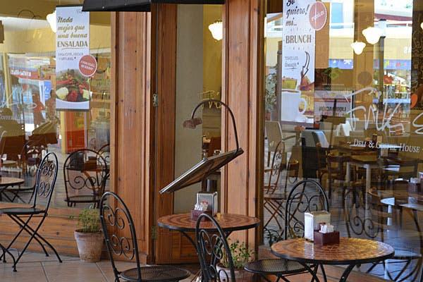 La fachada de Frik''''s Deli Coffee House. Foto: Gentileza Friks