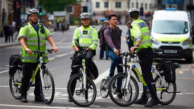 Fuertes operativos de seguridad en la ciudad