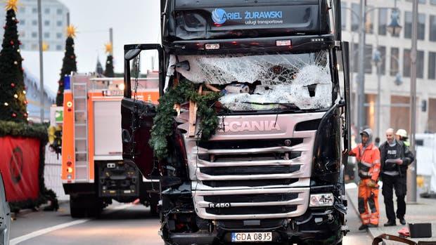 Resultado de imagen de atentado berlin