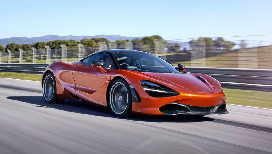 2,9 segundos son los que necesita este McLaren 720S para acelerar de 0 a 100 km/h