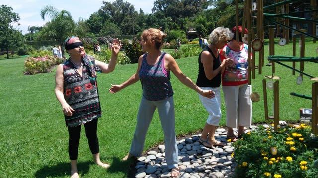 Las actividades permiten a los participantes conectar cuerpo, mente y alma.