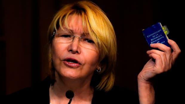 La fiscal rebelde se pone al frente de embestida contra Maduro por fraude
