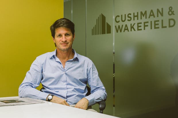 Herman Faigenbaum, Director de Cushman & Wakefield Cono Sur