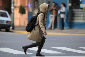 El tapado, la bufanda y los guantes se convertirán en perfectos aliados de estos días