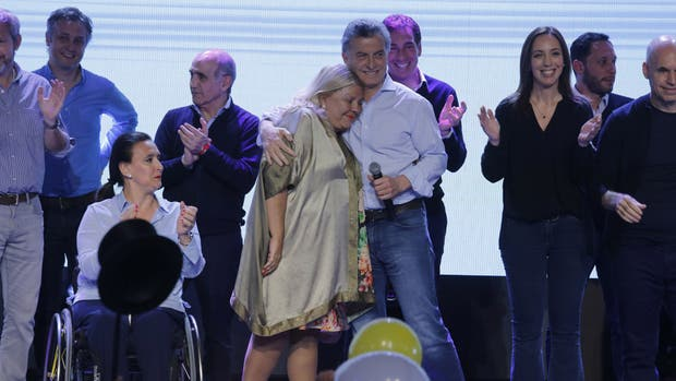 Elecciones primarias: el presidente Mauricio Macri festejó el triunfo de Cambiemos en casi todo el país