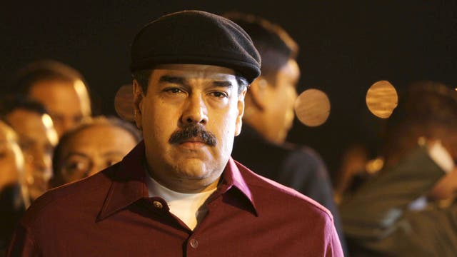 El presidente de Venezuela, Nicolás Maduro, un aliado de Cristina Kirchner durante su último gobierno