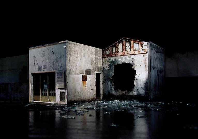"""Calle 30 N°1134"", de Hugo Aveta (2008)."