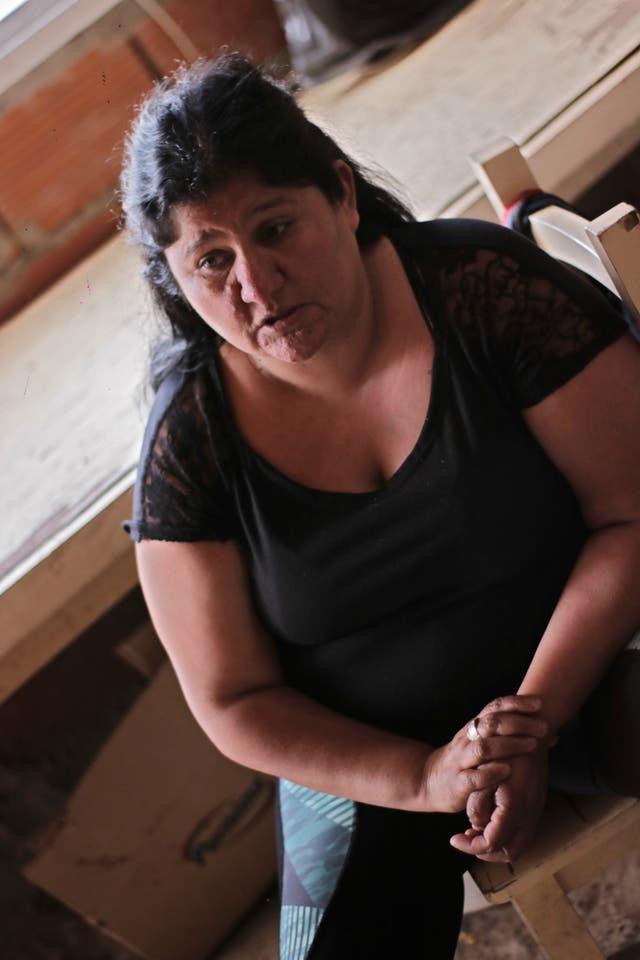La madre de Johana Ramallo se mantiene firme al hablar de las muchas dificultades que encuentra en la búsqueda