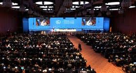 Sesiona en Doha una nueva cumbre del clima