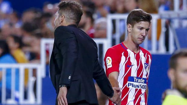 Vietto se marcha al Valencia cedido hasta junio — Oficial